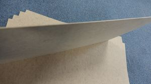 "MDF 1/16"" (1.5mm)  12"" x 24"" 5 Sheet Pack"